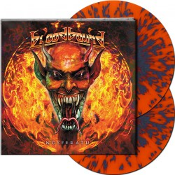 Bloodbound - Nosferatu - DOUBLE LP GATEFOLD COLOURED