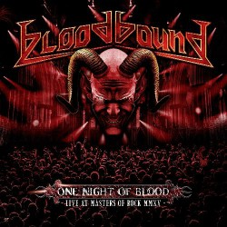 Bloodbound - One Night Of Blood - CD + DVD