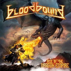Bloodbound - Rise Of The Dragon Empire - CD + DVD Digipak