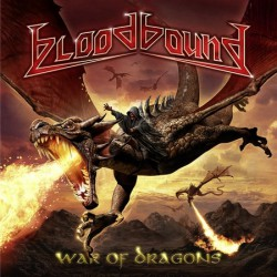 Bloodbound - War Of Dragons - CD