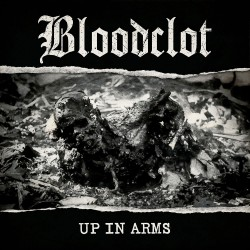 Bloodclot - Up In Arms - LP COLOURED