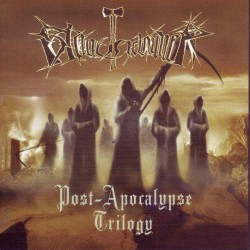 Bloodhammer - Post Apocalypse Trilogy - CD