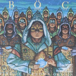 Blue Oyster Cult - Fire Of Unknown Origin - CD