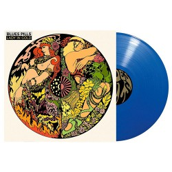 Blues Pills - Lady In Gold - LP Gatefold Coloured