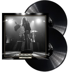 Blues Pills - Lady In Gold - Live In Paris - DOUBLE LP Gatefold