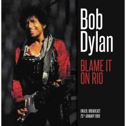 Bob Dylan - Blame It On Rio - DOUBLE LP