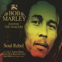 Bob Marley - Soul Rebel - CD DIGIPAK