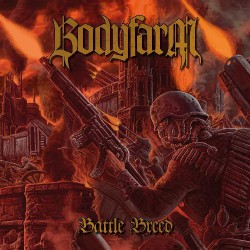 Bodyfarm - Battle Breed - CD DIGIPAK