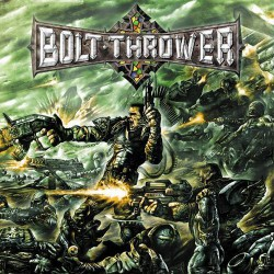 Bolt Thrower - Honour Valour Pride - CD