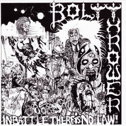 Bolt Thrower - In Battle There Is No Law - LP Gatefold