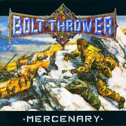 Bolt Thrower - Mercenary - LP Gatefold