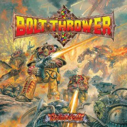 Bolt Thrower - Realm of Chaos - LP