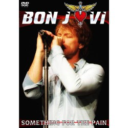 Bon Jovi - Something For The Pain - DVD
