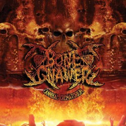 Bone Gnawer - Cannibal Crematorium - LP Gatefold