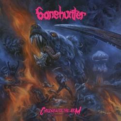 Bonehunter - Children Of The Atom - CD