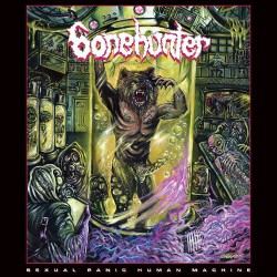 Bonehunter - Sexual Panic Human Machine - LP