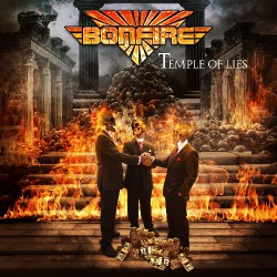 Bonfire - Temple Of Lies - CD
