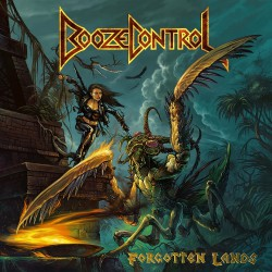 Booze Control - Forgotten Lands - CD