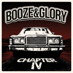 Booze & Glory - Chapter IV - CD DIGIPAK