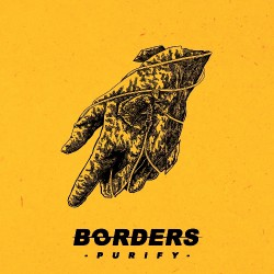 Borders - Purify - LP COLOURED
