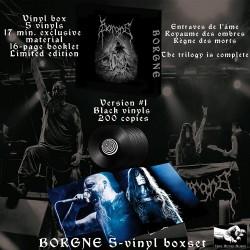 Borgne - Trilogie - 5LP BOX