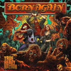 Born Again - True Heavy Nation - CD