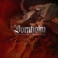 Bornholm - Inexorable Defiance LTD Edition - CD DIGIBOOK