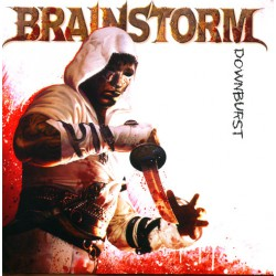 Brainstorm - Downburst - CD