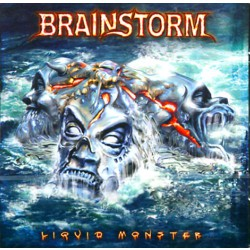 Brainstorm - Liquid Monster - CD
