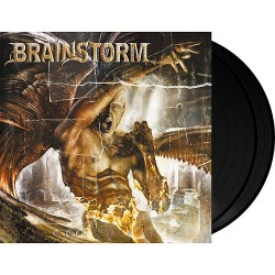 Brainstorm - Metus Mortis - DOUBLE LP Gatefold