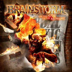 Brainstorm - On the Spur of the Moment LTD Edition - CD DIGIPACK