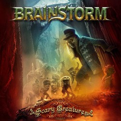 Brainstorm - Scary Creatures - CD + DVD Digipak