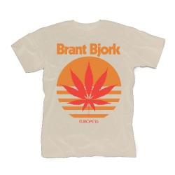 Brant Bjork - Europe '16 - T-shirt (Men)