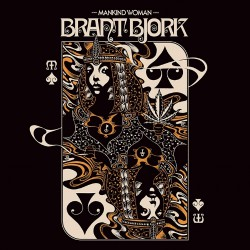 Brant Bjork - Mankind Woman - CD DIGIPAK