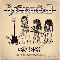Brejn Dedd - Ugly Songs 1988-1993 - DOUBLE LP Gatefold
