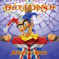 Bruce Dickinson - Accident Of Birth - DOUBLE CD SLIPCASE