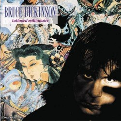 Bruce Dickinson - Tattooed Millionaire - DOUBLE CD