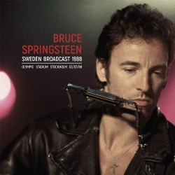 Bruce Springsteen - Sweden Broadcast 1988 - DOUBLE LP Gatefold