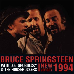 Bruce Springsteen - With Joe Grushecky & The Houserockers - New Jersey 1994 - DOUBLE LP Gatefold