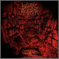 Brutal Rebirth - Death Row - CD DIGIPAK