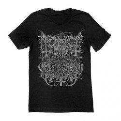 Budget Black Metal - Logo splat - T-shirt (Men)