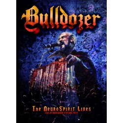 Bulldozer - The NeuroSpirit Lives - DVD + CD DIGIPACK