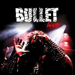 Bullet - Live - DOUBLE LP GATEFOLD + 2CD