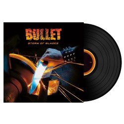 Bullet - Storm Of Blades - LP Gatefold