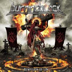 Burning Black - Remission Of Sin - CD
