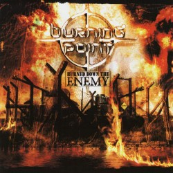 Burning Point - Burned Down The Enemy - CD