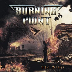 Burning Point - The Blaze - CD
