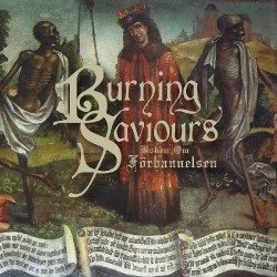 Burning Saviours - Boken Om Förbannelsen - CD