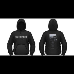 Burzum - Aske - Hooded Sweat Shirt Zip (Men)