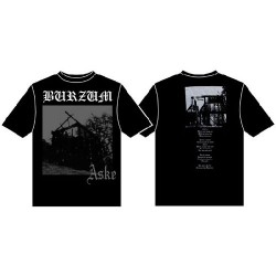 Burzum - Aske - T-shirt (Men)